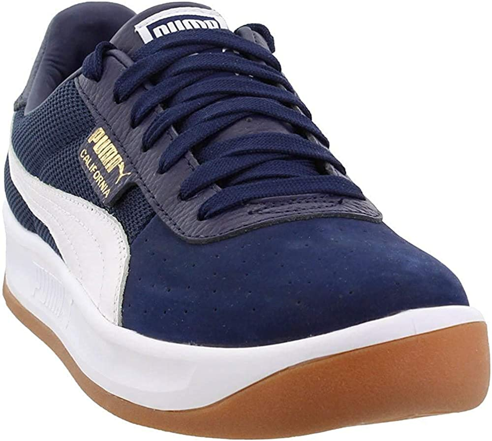 exégesis Horizontal Magnético  Amazon.com | PUMA Men's California Sneaker | Road Running