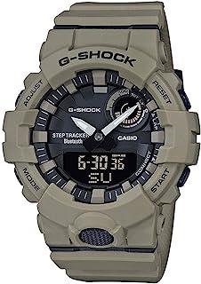 Casio Tactical G-Shock ANI-Digi Power Trainer Watch, Tan, GBA800UC-5A