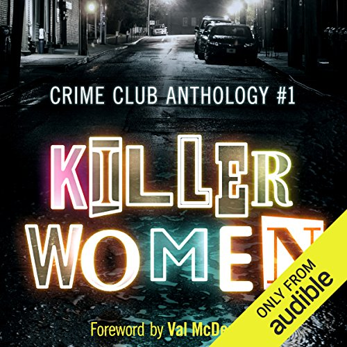 Killer Women  audiobook cover art