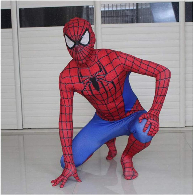 CSCLO SpiderMan Heroes Return Rollenspiele Kostüme Elastische Bodys Erwachsene Halloween Film Performance Kostüme Cosplay Kostüme