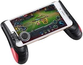 Glumes Game Controller Mobile Joystick Game pad Ergonomic Design Handle Holder for PUBG