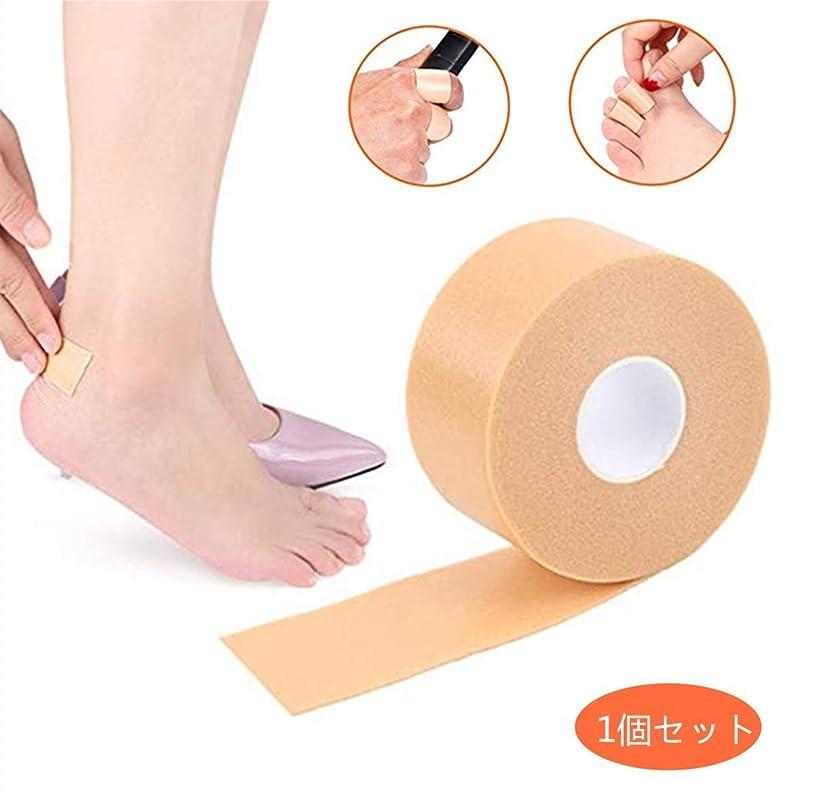 靴ずれ予防テープ 靴擦れ防止テープ 靴ズレ防止 防水素材 足用保護パッド粘着 かかと パッド テープ 足痛み軽減 耐摩耗 痛み緩和 長時間歩行も安心 伸縮性抜群 通気 男女兼用