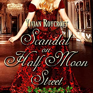 Scandal on Half Moon Street cover art