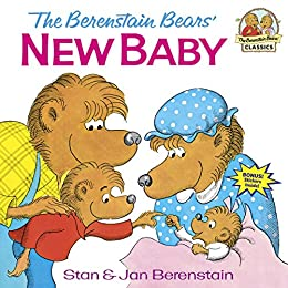 The Berenstain Bears' New Baby (First Time Books(R)) by [Stan Berenstain, Jan Berenstain]