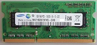 Samsung 1GB PC3-10600S-09-10 -ZZZ SODIMM M471B2873FHS-CH9