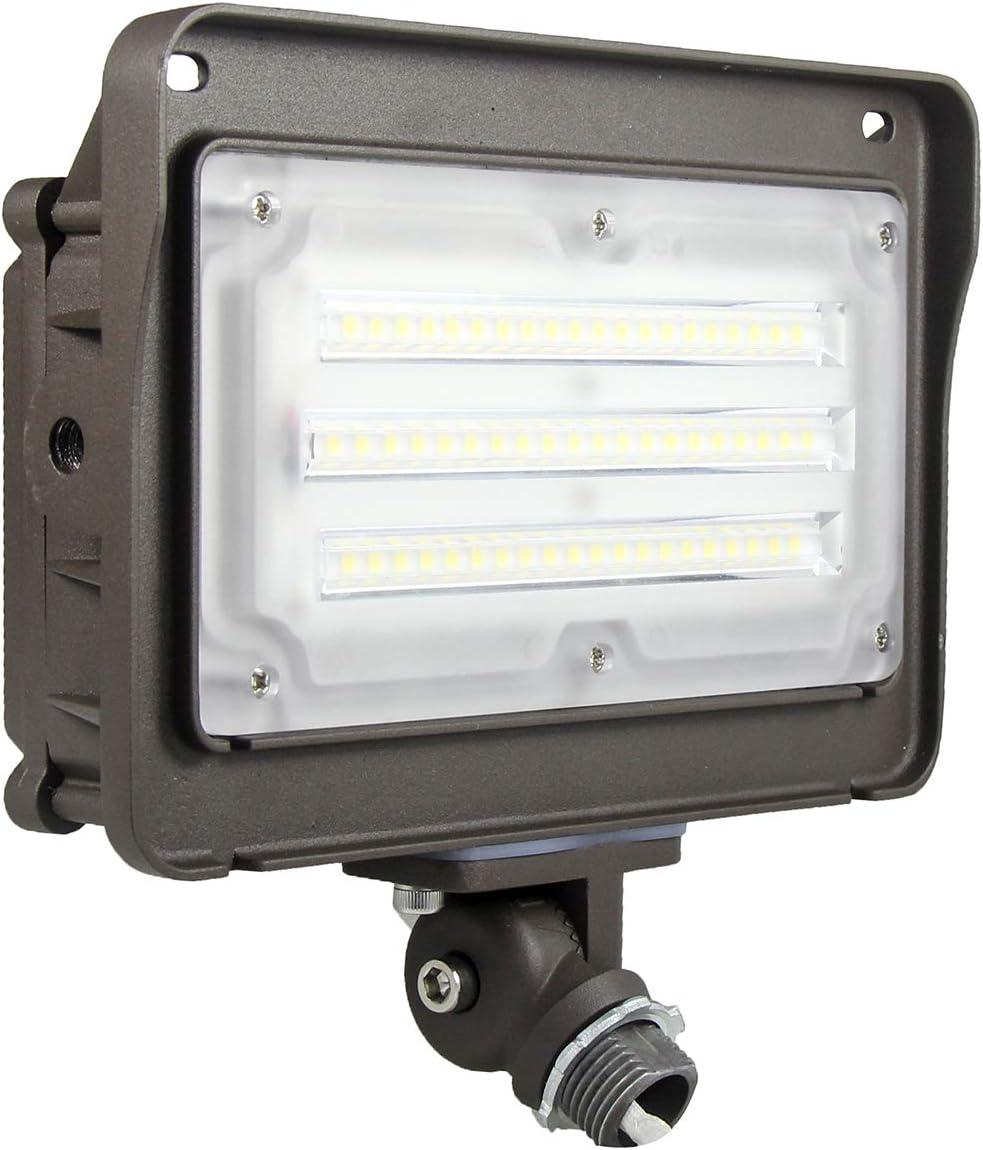 JMKMGL LED Flood Light Dusk to 180° Long-awaited Arm Adjustable 50W Popular popular Dawn 2