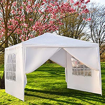 3 x 3m Four Sides Portable Home Use Waterproof ...