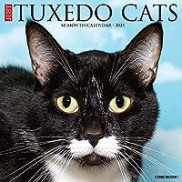 Just Tuxedo Cats 2021 Calendar