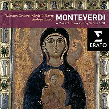 Monteverdi: Solemn Mass for the Feast of Sancta Maria (Mass of Thanksgiving)