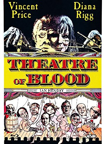 Theater des Grauens (Theatre of Blood) - Mediabook  (+ DVD) [Blu-ray] [Limited Collector's Edition]
