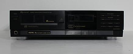Garrard GDC 88 6 Multi CD Disc Compact Changer Player