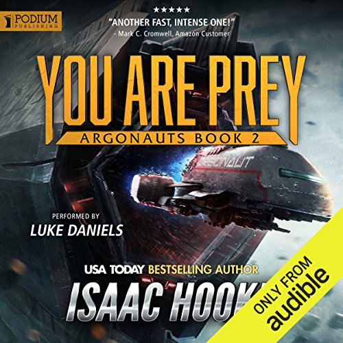 You Are Prey audiobook cover art
