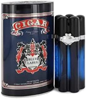 Cigar Blue Label by Remy Latour Eau De Toilette Spray 3.3 oz / 100 ml (Men)