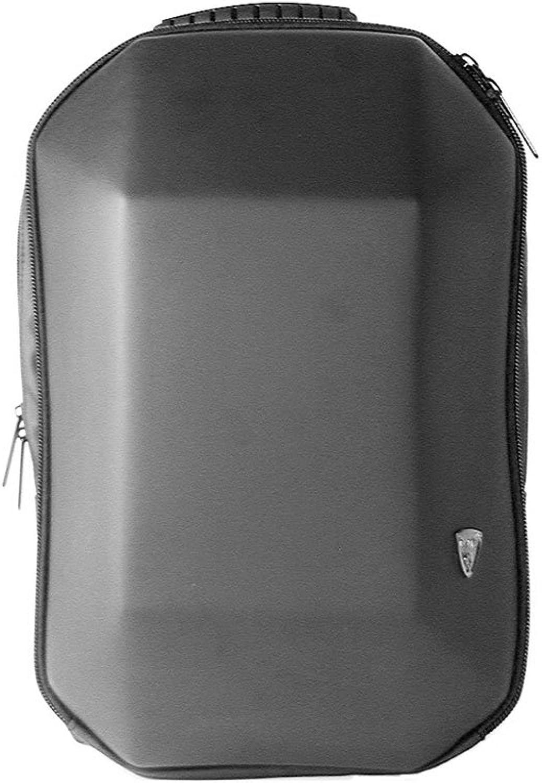 AntiTheft Backpack Male Hard Shell Backpack Male Creative School Bag Computer Bag Leisure Travel Bag Waterproof Bag