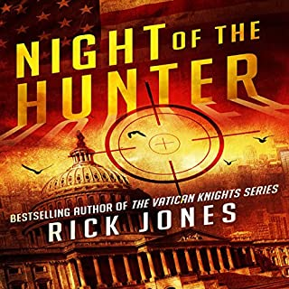 Night of the Hunter     The Hunter Series, Book 1              By:                                                                                                                                 Rick Jones                               Narrated by:                                                                                                                                 Patrick Conn                      Length: 8 hrs and 50 mins     Not rated yet     Overall 0.0