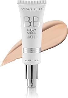 Marcelle BB Cream Matte, Light to Medium, Hypoallergenic and Fragrance-Free, 45 mL