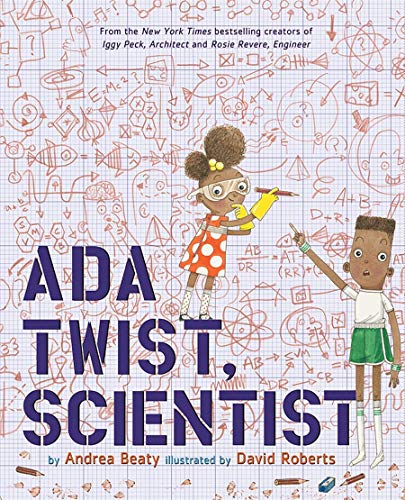 Image of Ada Twist, Scientist (The Questioneers)