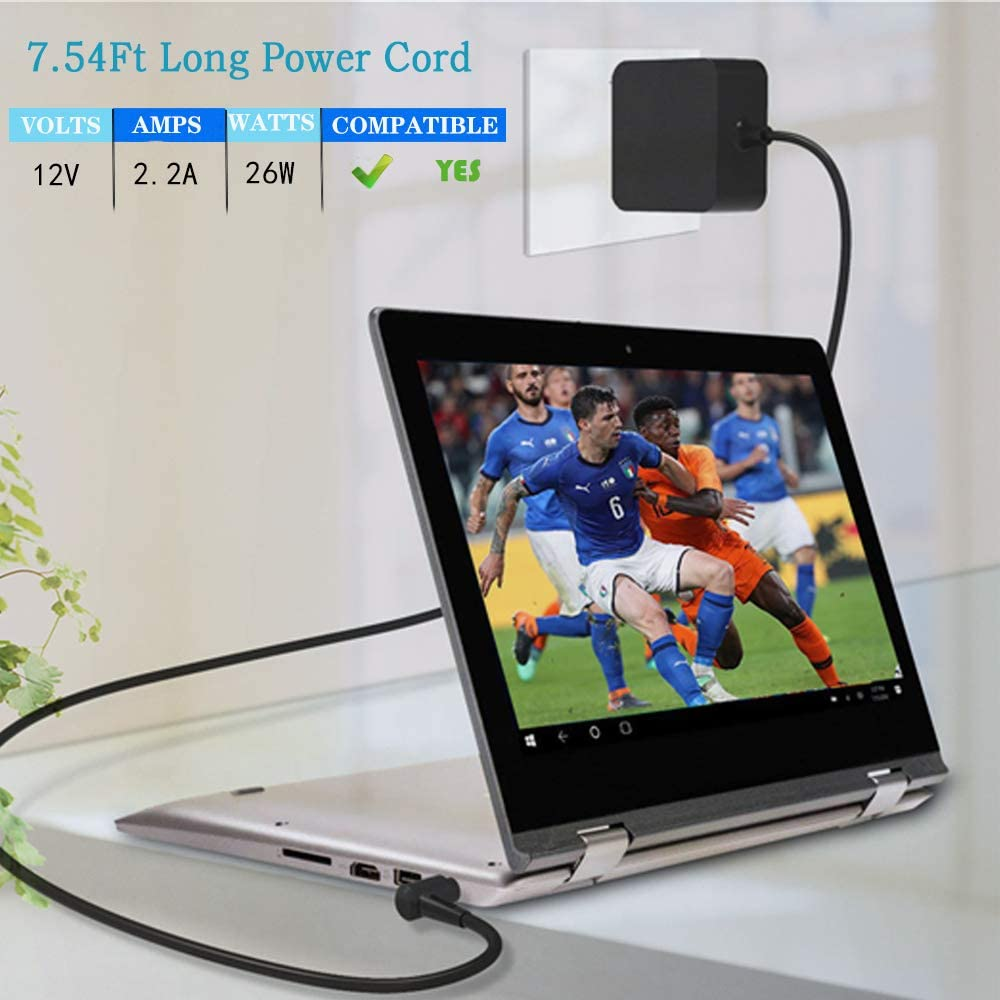 Chromebook Charger Fit for Samsung 11.6