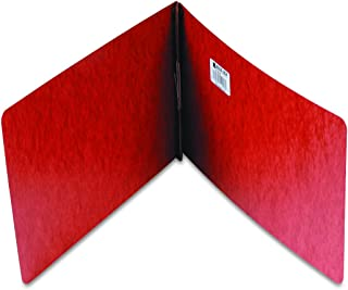 ACCO Pressboard Report Cover, Prong Clip, Legal, 2-Inch Capacity, Red (19928)