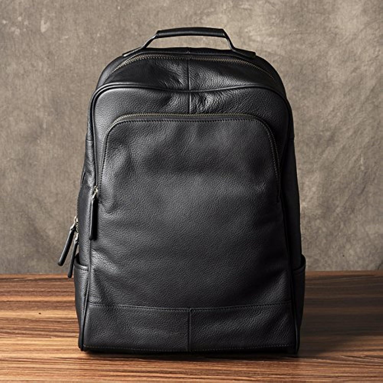 f7547b961127e Men's Leather Backpack Computer Bag Fashion Business. Bag nxkukt906 ...