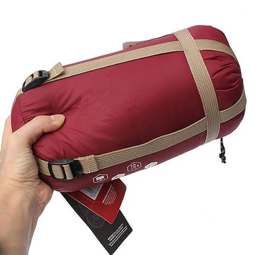 CAMTOA Portable Impermeable Saco de Dormir, Ultraligero Saco de Dormir Sleeping Bag - Fácil de