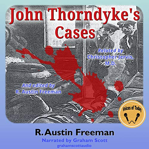 John Thorndyke's Cases  By  cover art