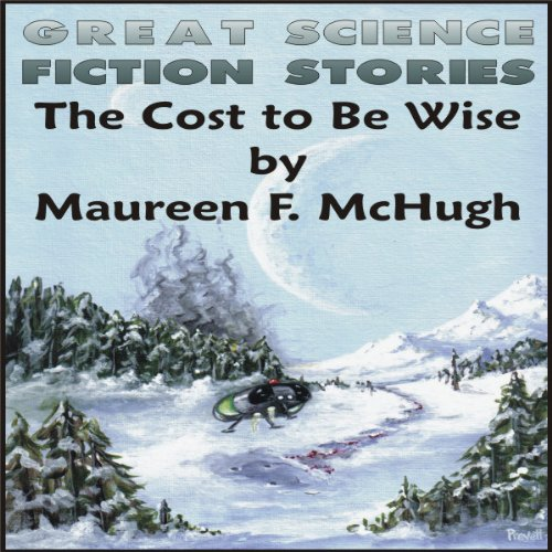 The Cost to Be Wise audiobook cover art