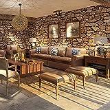 Steine TapeteStudy Zimmer Wohnzimmer Restaurant Cafe - 3