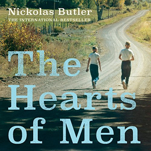 The Hearts of Men audiobook cover art