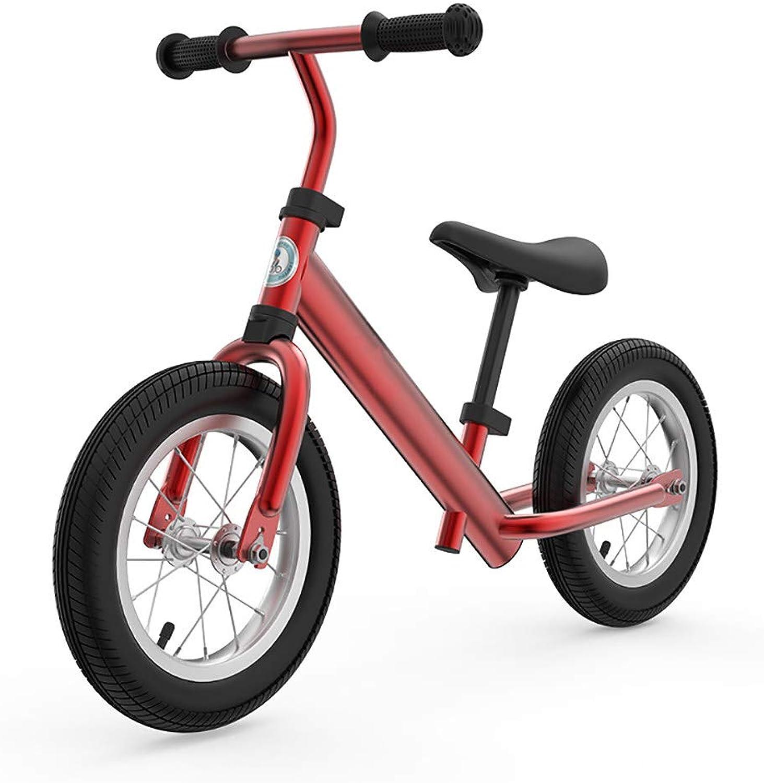en promociones de estadios WHTBOX Bicicleta Bicicleta Bicicleta de Equilibrio Bebe 2años,Bicicleta de Equilibrio Infantil,Deporte,Bebé,Base Oscilante,Ligero,Manillar Ajustable,Niño de 2 A 6 años,rojo  suministro de productos de calidad