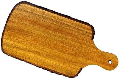 かのりゅう 調理用まな板 ブラウン 1.2×29.5×14.5cm konoka L18-2-2s