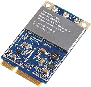 MIUSON AR5BXB72 AR5008 - Tarjeta Mini PCI-Express inalámbrica de Doble Banda 603-9432-A