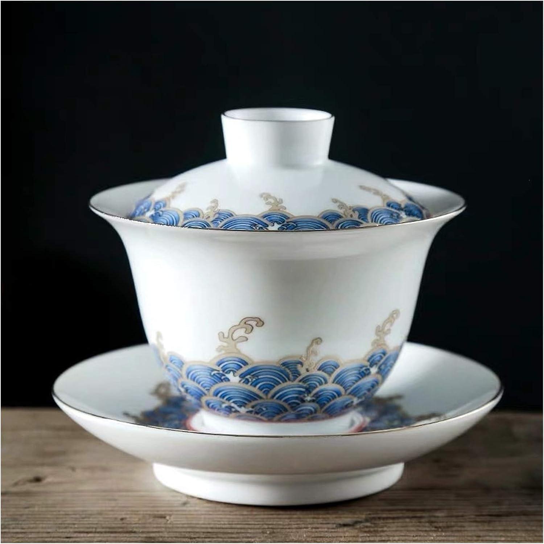 Cheap mail order specialty store Porcelain OFFicial store Tea Sets Japanese Enamel Teapot Crea Cup