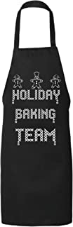 Awkward Styles Holiday Baking Team Apron Thanksgiving Apron Family Matching Gifts