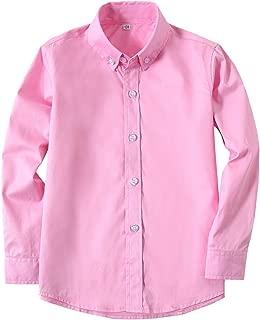 Best kid cotton shirts Reviews
