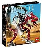 Lego Bionicle Glatorian Warrior Set #8990 Fero and Skirmix