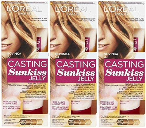 Loreal Paris Casting sunkiss Lightening Jelly hellblond 02 (dunkelblond