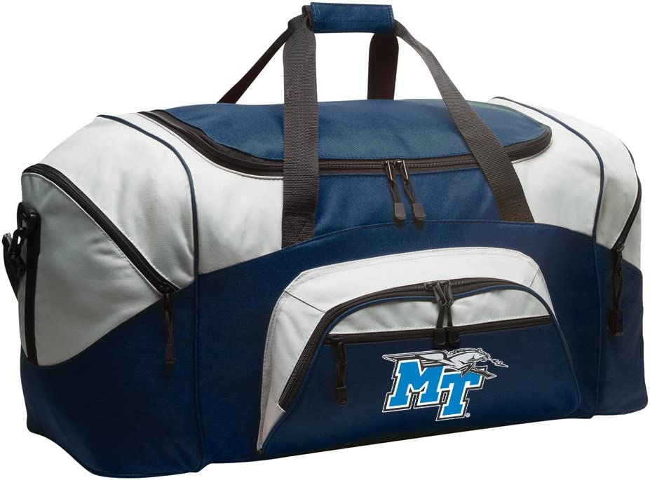 Middle Tennessee Duffel Be super welcome Bag Large MT or Men Suitcase for Some reservation Gym