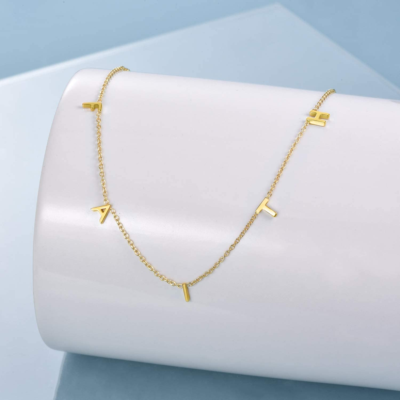 Men Clothing, Shoes & Jewelry umudikeseeds.com POPLYKE Faith Cross ...
