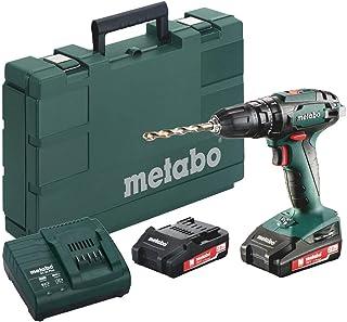 METABO SB 18 (602245560) CORDLESS HAMMER DRILL