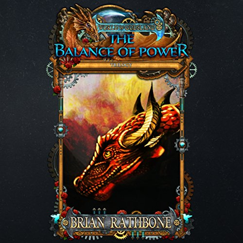 The Balance of Power audiobook cover art