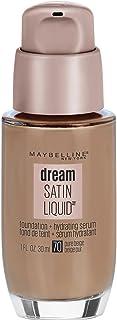 Maybelline New York Dream Satin Liquid Foundation (Dream Liquid Mousse Foundation), Pure Beige, 1 fl. oz.