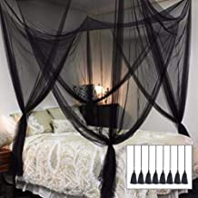 Best four poster bed canopy net Reviews