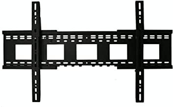 Wall Mount World - Universal Expandable Fixed Position Flat Wall Mount for LG OLED77C8PUA 77