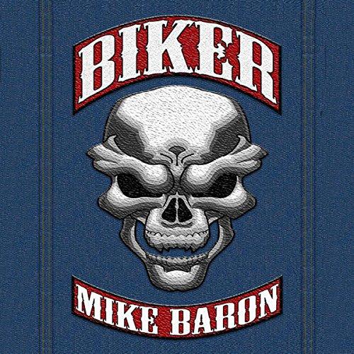 Biker audiobook cover art