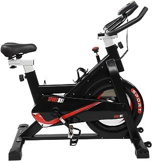 دوچرخه ورزش PEXMOR در حال چرخش با صندلی قابل تنظیم