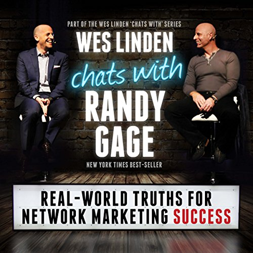 Real World Truths for Network Marketing Success audiobook cover art