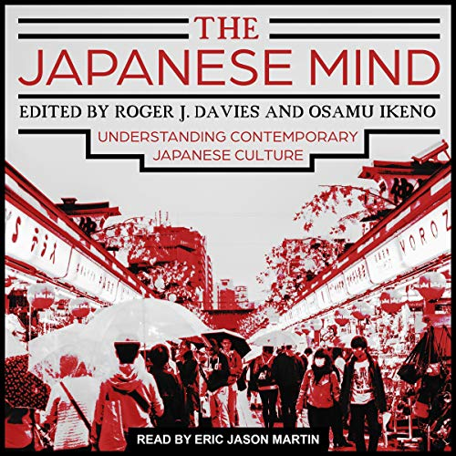 The Japanese Mind cover art