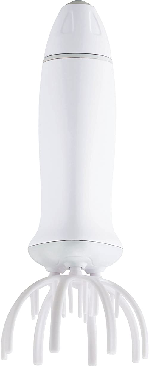 霧深いアラームおとうさんCUTENSIL ヘッドリラクゼーション プルモ 防滴仕様 ホワイト?CU13-PLM-WH
