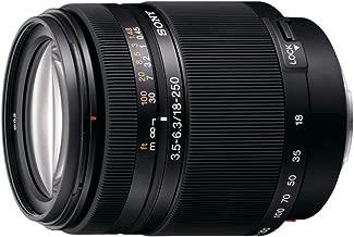 Best sony lens 18 250 Reviews